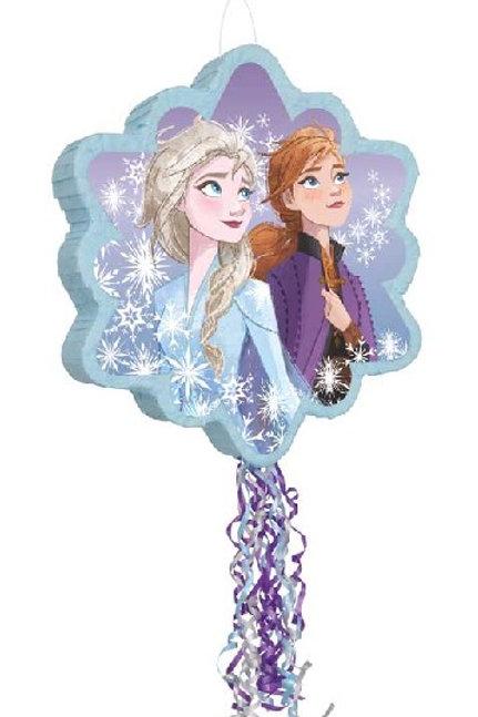 Frozen 2 Shaped Piñata