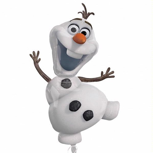 Frozen Super Shape Olaf Foil Balloon