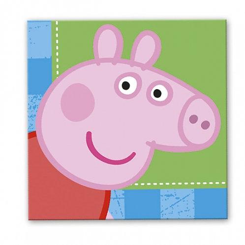Peppa Pig Party Napkins Pk16