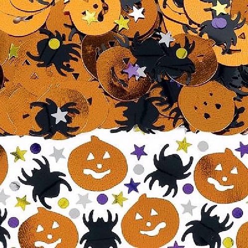 Halloween Table Confetti