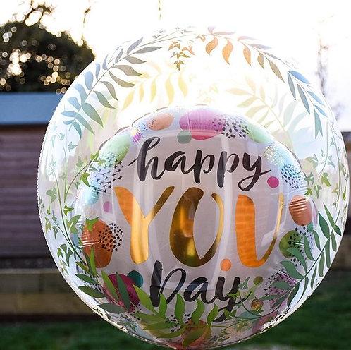Balloon in a Balloon