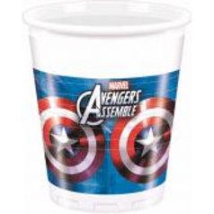 Avengers Multi Hero Cups