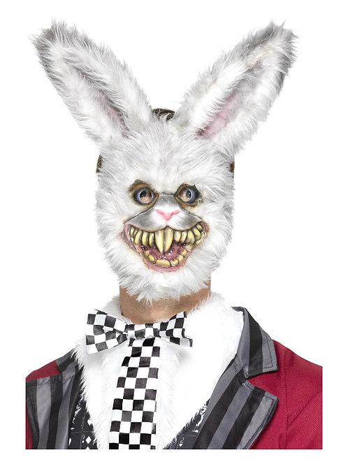 Evil White Rabbit Mask