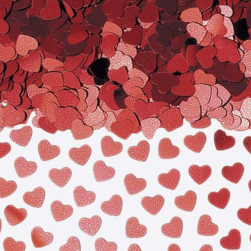 Red Heart Metallic Confetti