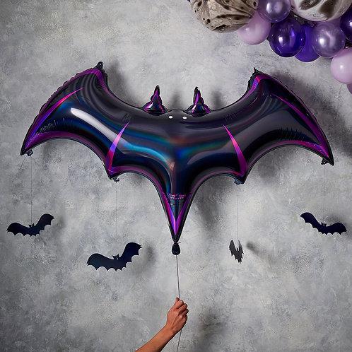 Giant Halloween Bat Foil Balloon
