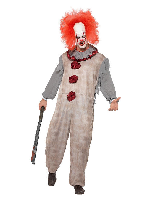 Vintage Clown Costume