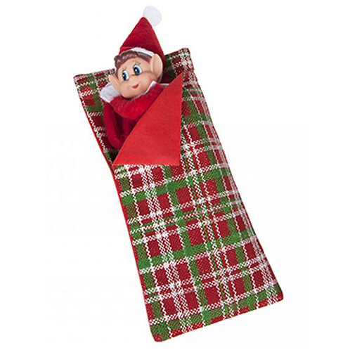 Elf Sleeping Bag with Pillow