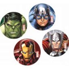 Avengers Multi Hero Confetti