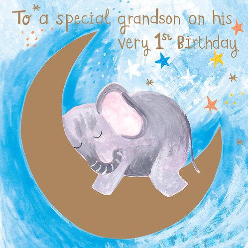 Grandson 1st Birthday