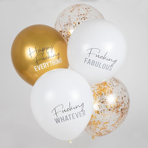 Happy ****** Everything Birthday Balloons