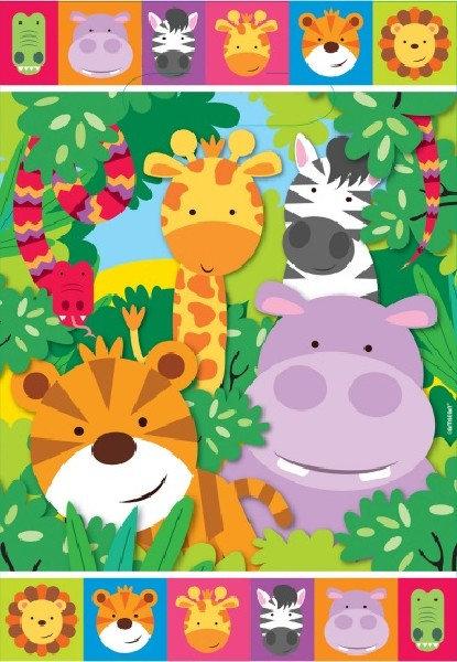 Jungle Friends Lootbags
