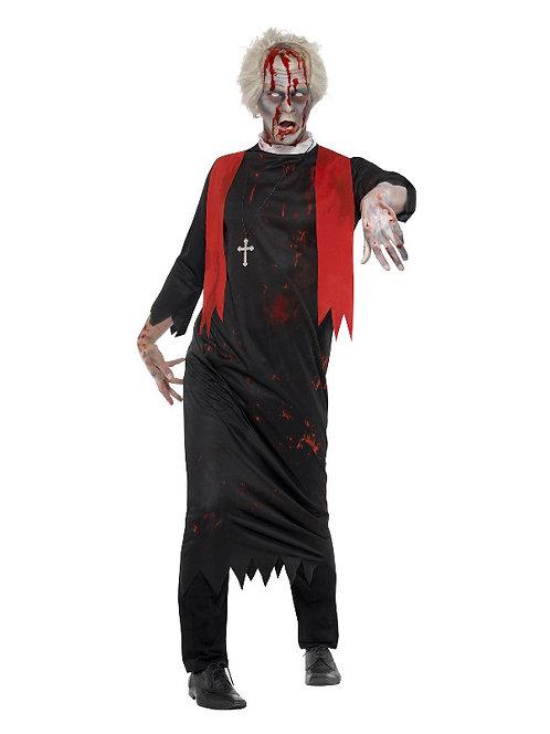 Zombie High Priest Adult Men's Costume