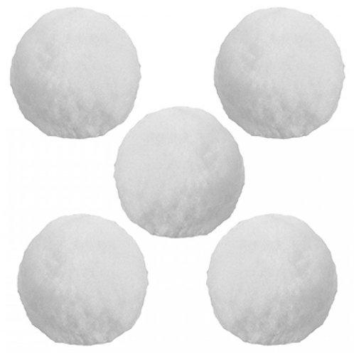 Indoor Crunchy Snowballs