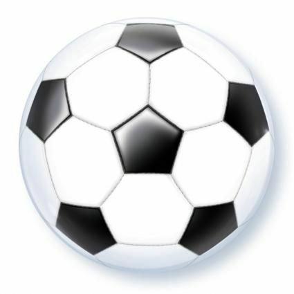 "22"" Football Bubble Balloon"