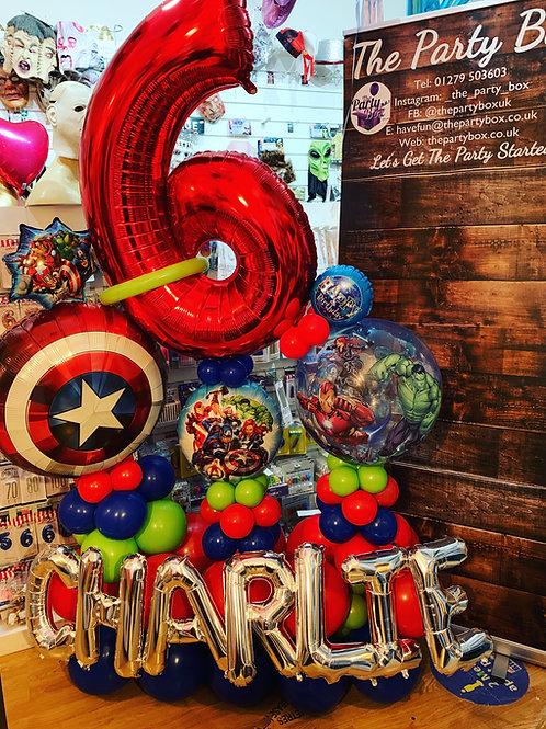 Marvel Super Jumbo Floor