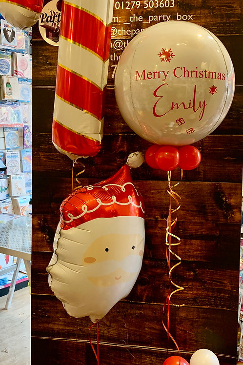 Father Christmas Candy Combo