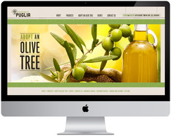 Especially Puglia Website Design