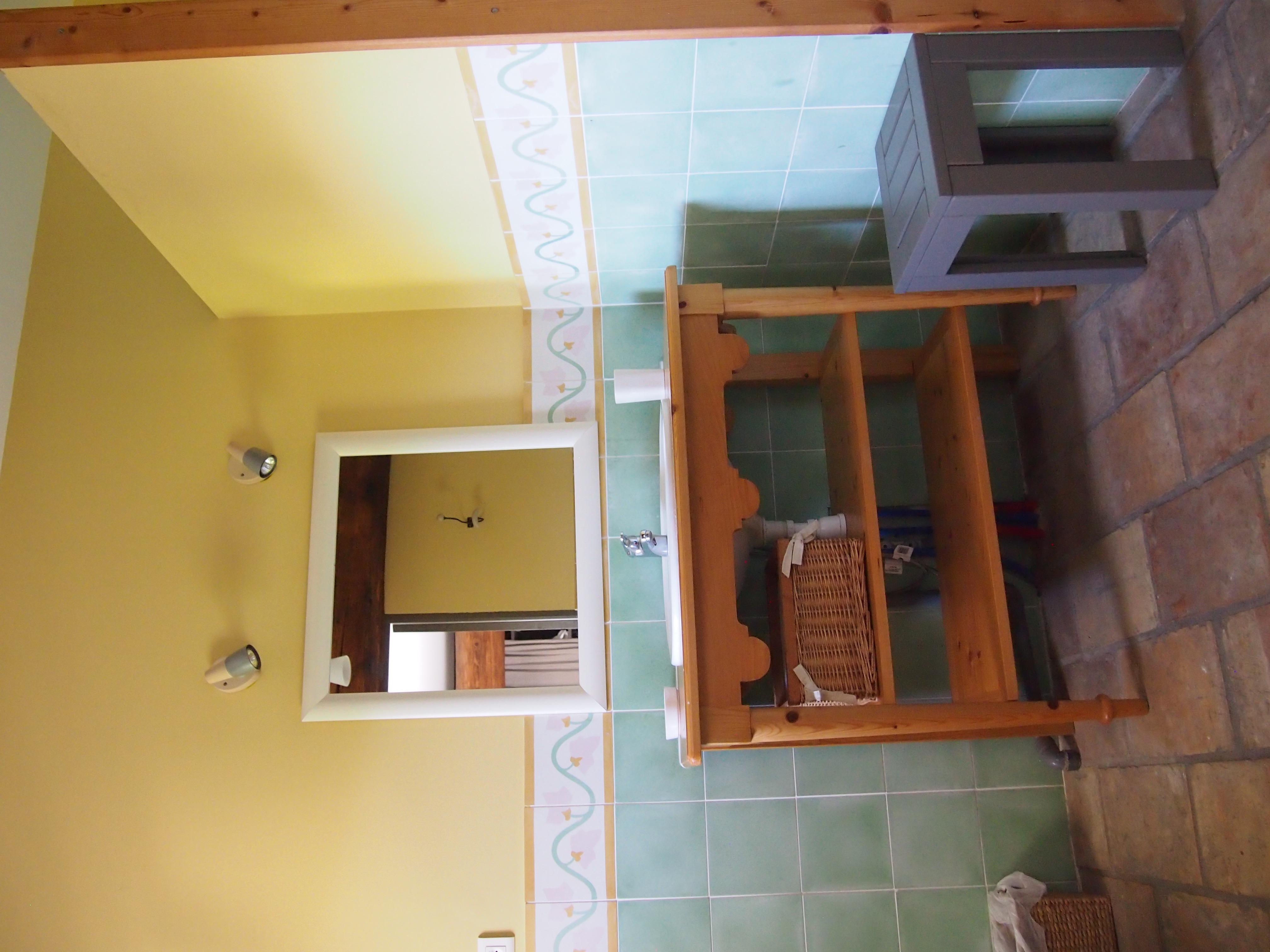 salle d'eau rdc 3