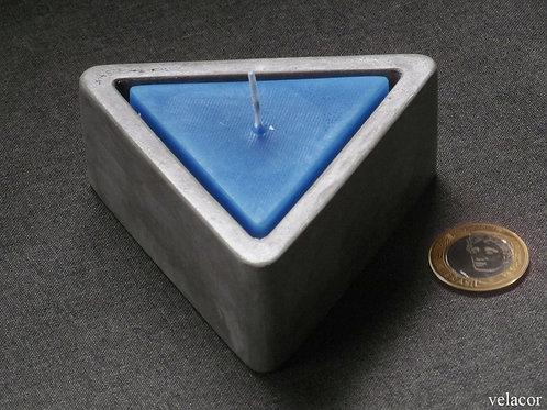 Triângulo baixo + base