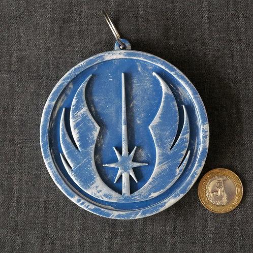 Medalhão Jedi Order