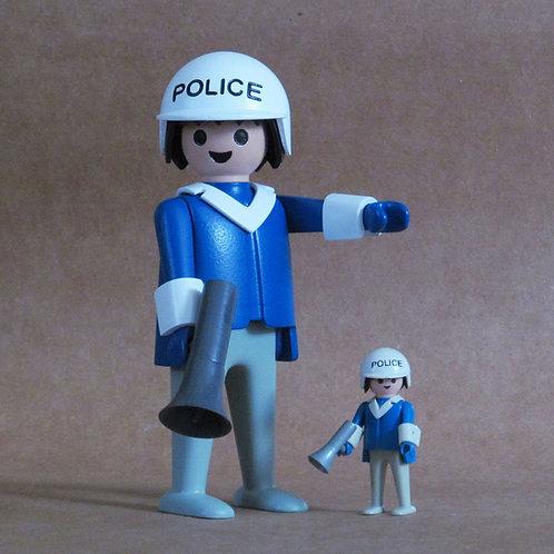 Polícia - 20 cm