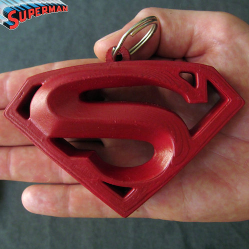 Medalhão - Superman