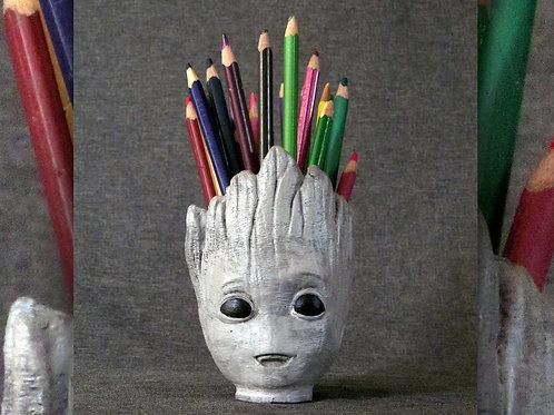 Porta lápis - Groot!