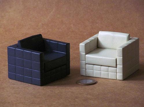 Miniatura - Poltrona Box