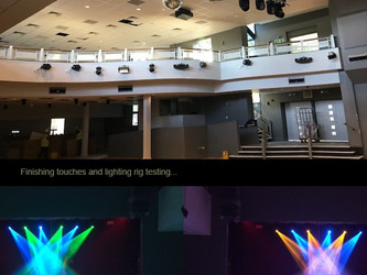 3sixty nightclub finished in time for Reading University Freshers'...