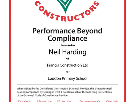 Earley Completion of Phase 2 at Loddon Primary...
