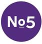 No 5 logo.png