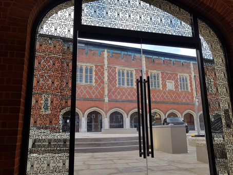 Great Reception at Eton College Visitor's Centre
