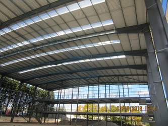 Raising the roof at SEGRO, Bracknell