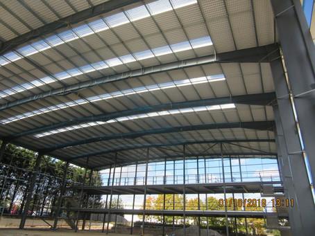 Raising the roof at SEGRO, Bracknell