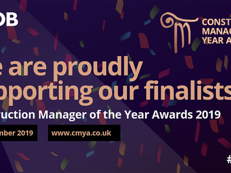 Construction Manager of the Year Awards 2019