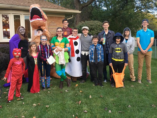 Trick Or Treating For Good