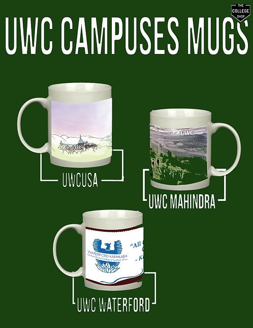 UWC Campus Mug