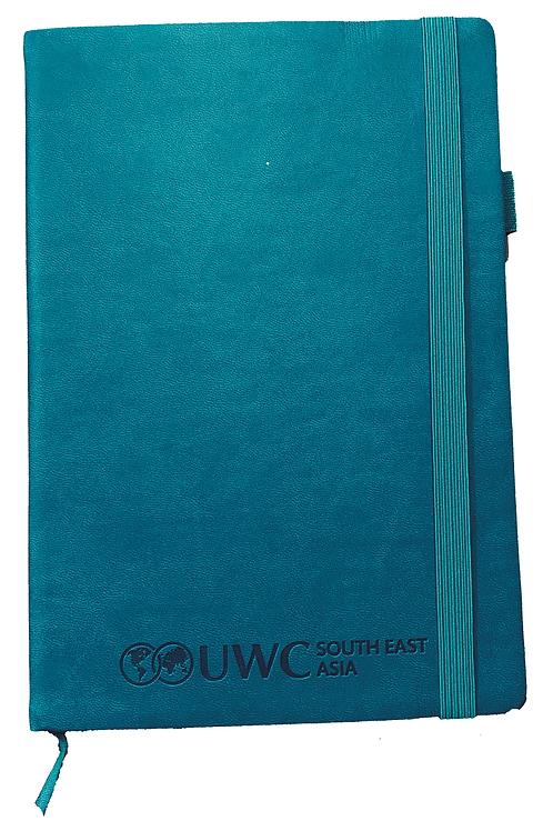 UWC hardcover note book