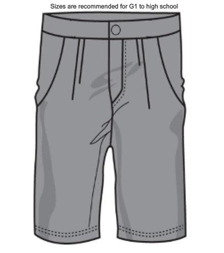 Shorts – Half Elastic