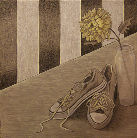 Converse & Flower