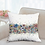Thumbnail: Flower Stripe Pillow