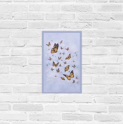 """Butterflies Poster 11""""x17"""""""