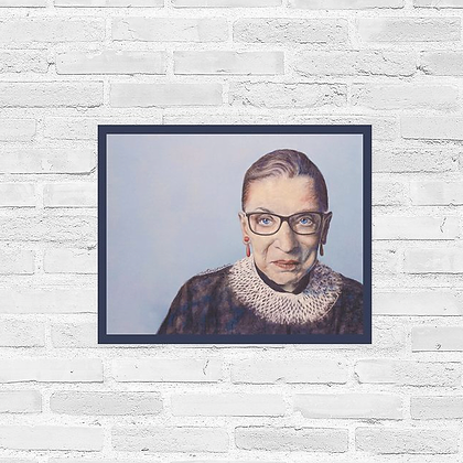 "Notorious RBG Poster 16""x 20"""