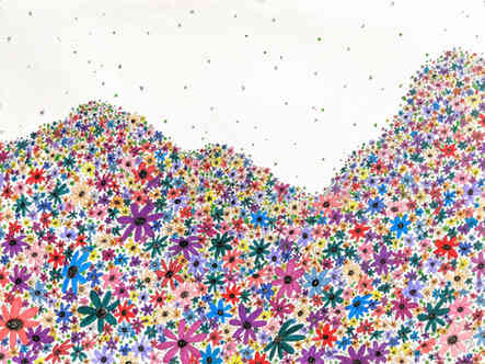 Flower Mountains