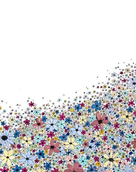 Flower Pile