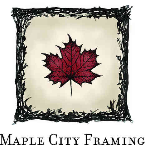 Maple City Framing Logo