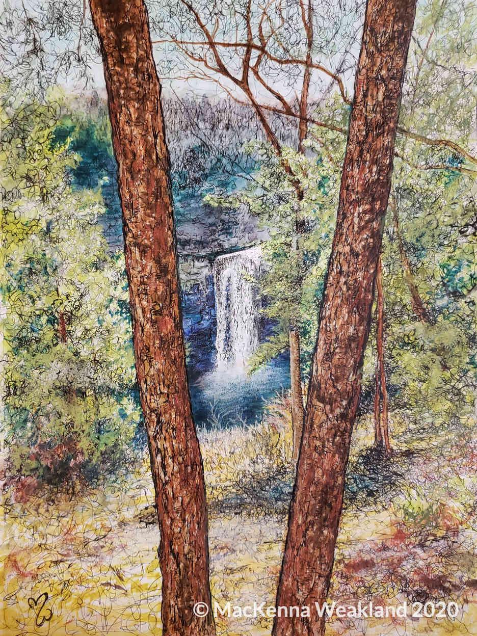 Taughannock Falls, Ithaca NY