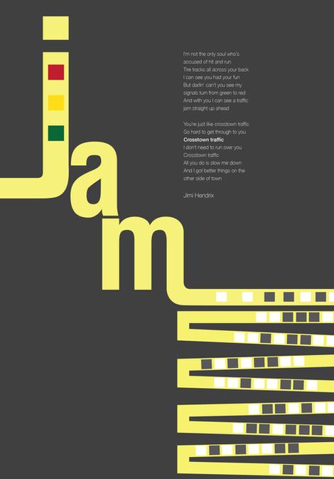 Jam Poster