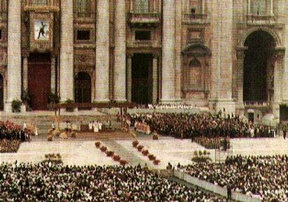 Beatification Mass of Blessed Pier Giorgio Frassati