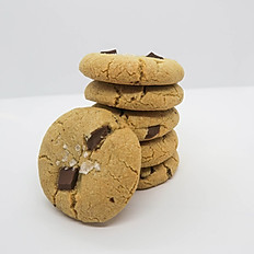 Salted Chocolate Chunk Cookie